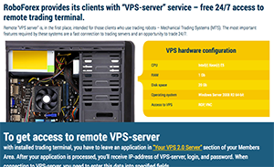 Best Free Virtual Private Servers for Automated Forex